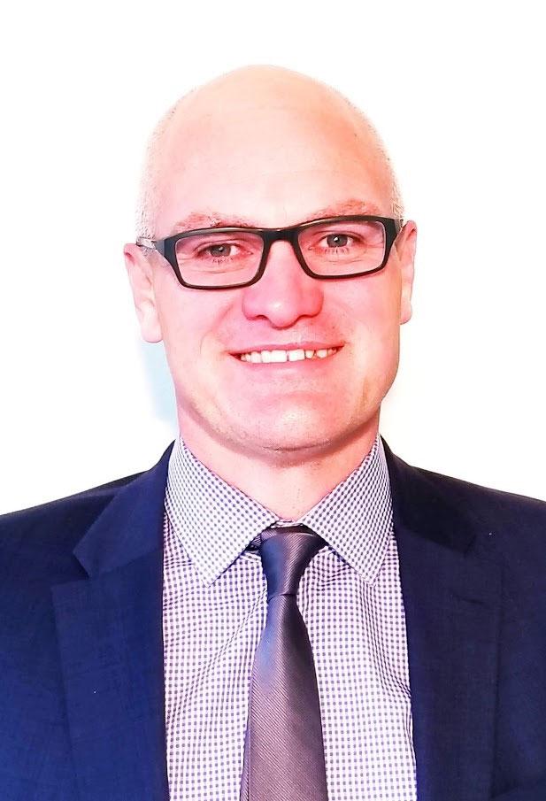 Craig Rees, VP of Sales