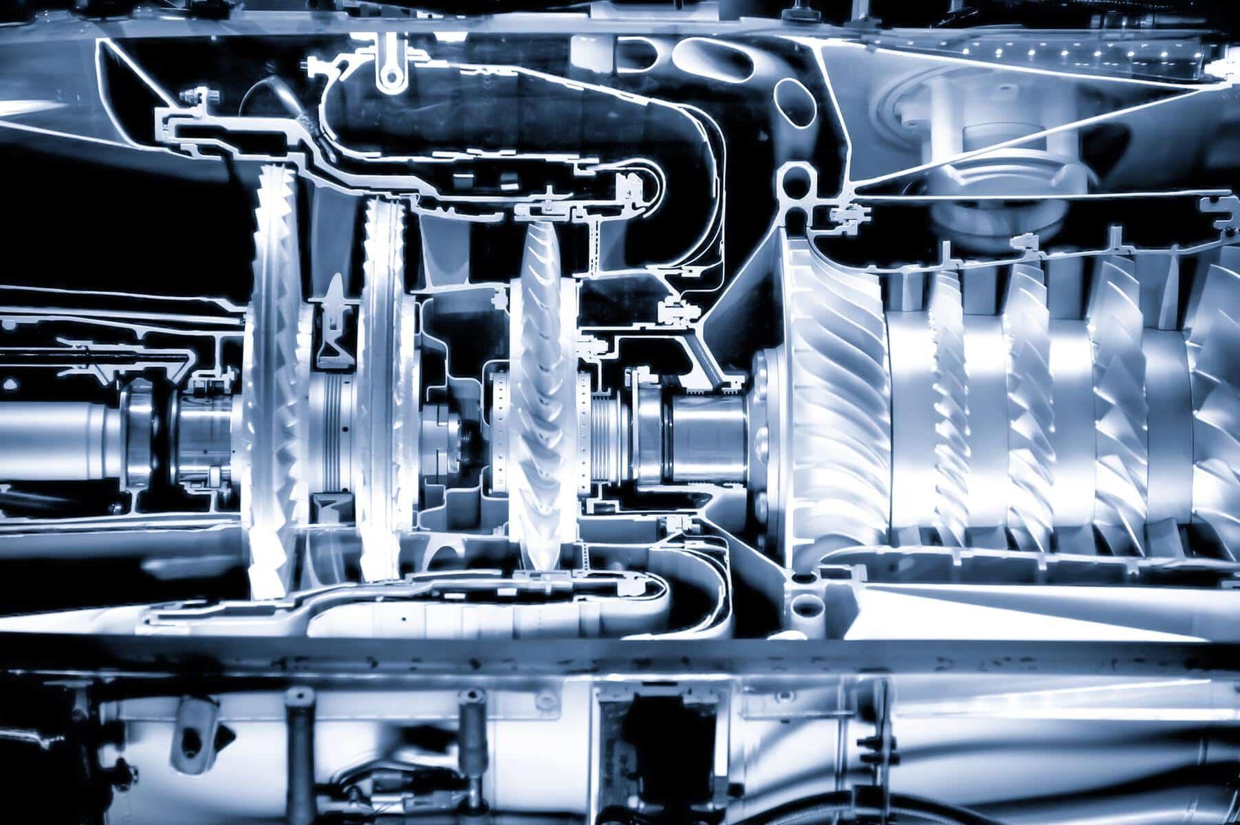jet engine cutaway